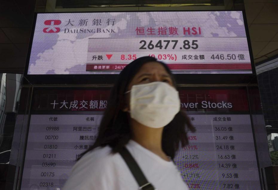 Μεικτά πρόσημα στα ασιατικά χρηματιστήρια την Τετάρτη