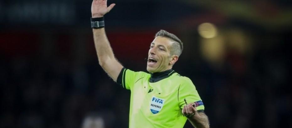 Champions League: Ιταλός διαιτητής στο Ολυμπιακός-Μάντσεστερ Σίτι