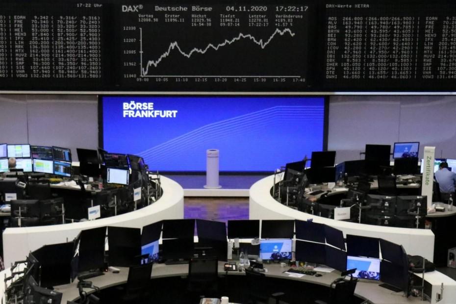 Στάση αναμονής στις ευρωαγορές για την ΕΚΤ