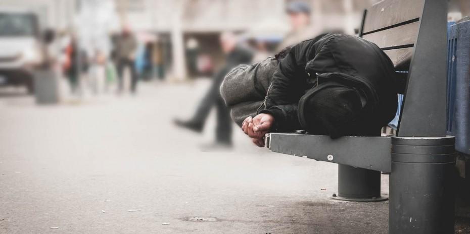 Δήμος Ηρακλείου: Διανομή ειδών πρώτης ανάγκης σε άστεγους εν μέσω κακοκαιρίας