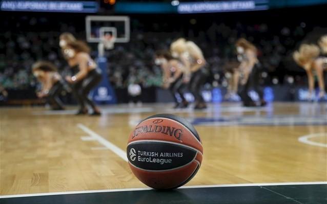 Euroleague: Αυξάνονται από 11 σε 13 τα εγγυημένα συμβόλαια