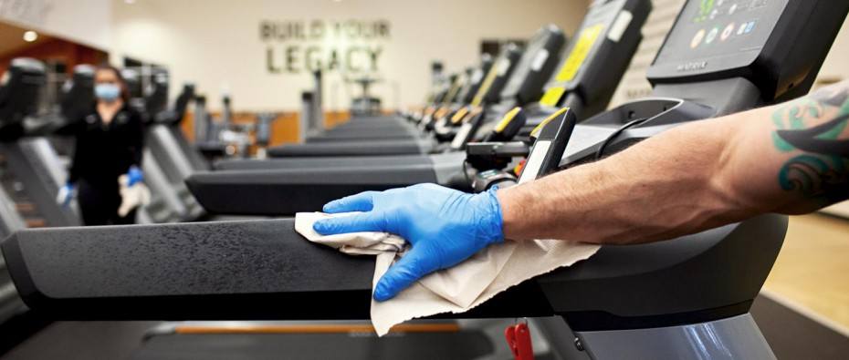 Covid-19: Βαριά πρόστιμα σε «παράνομα» γυμναστήρια