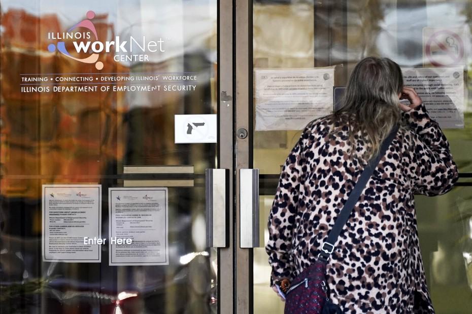 «Τσίμπησαν» οι αιτήσεις για τα επιδόματα ανεργίας στις ΗΠΑ