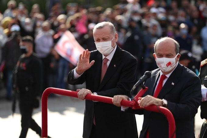 Προκλητική και αντιπαραγωγική η επίσκεψη Ερντογάν στα Βαρώσια, λένε οι ΗΠΑ
