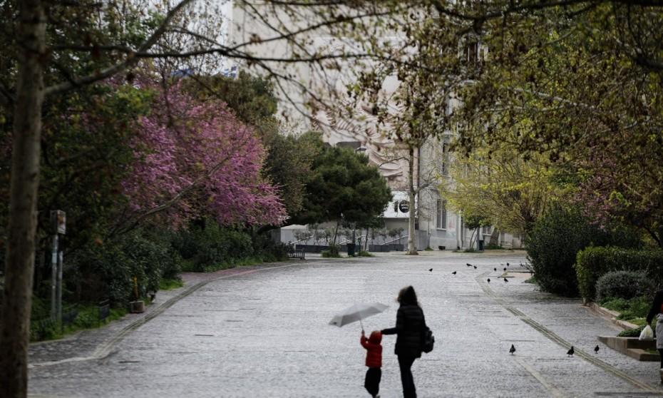 Σημαντική πτώση της θερμοκρασίας σε όλη την Ελλάδα την Τετάρτη