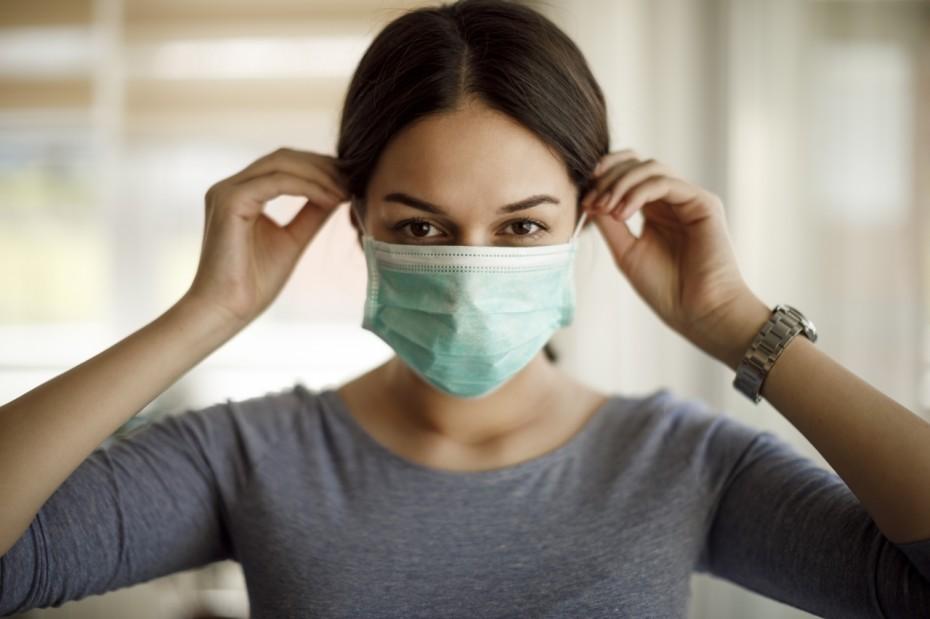 ΠΟΥ: Αποφυγή των lockdown με χρήση μάσκας στο 95%