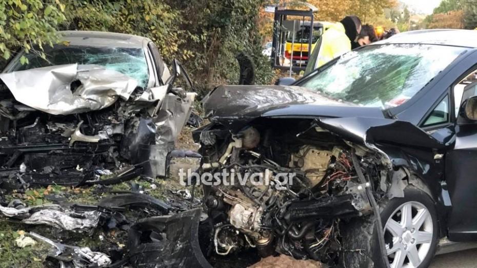 Ένας νεκρός και ένας σοβαρά τραυματίας στη Θεσσαλονίκη