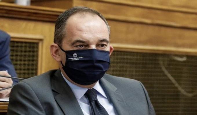 Θετικά νέα για τη μάχη του υπουργού Ναυτιλίας με τον κορονοϊό