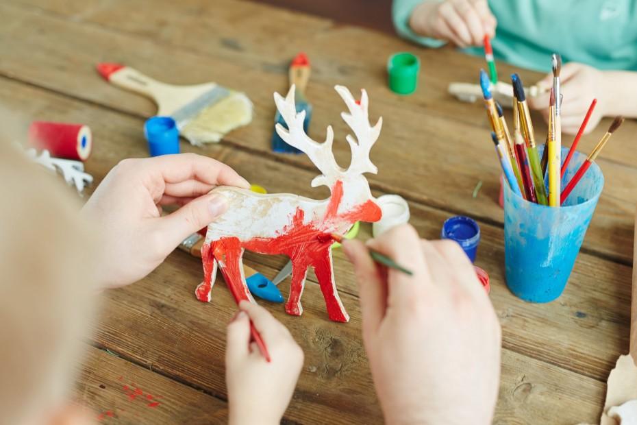 Μουσείο Ελληνικής Παιδικής Τέχνης: Έξι χριστουγεννιάτικα διαδικτυακά εργαστήρια