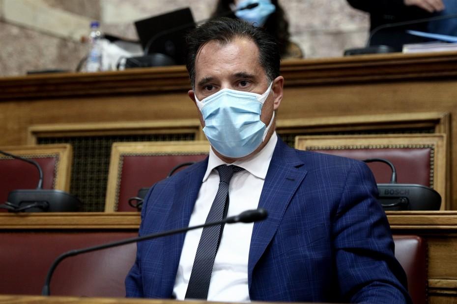 Ο Γεωργιάδης «κλείδωσε» την παράταση του lockdown στην Ελλάδα