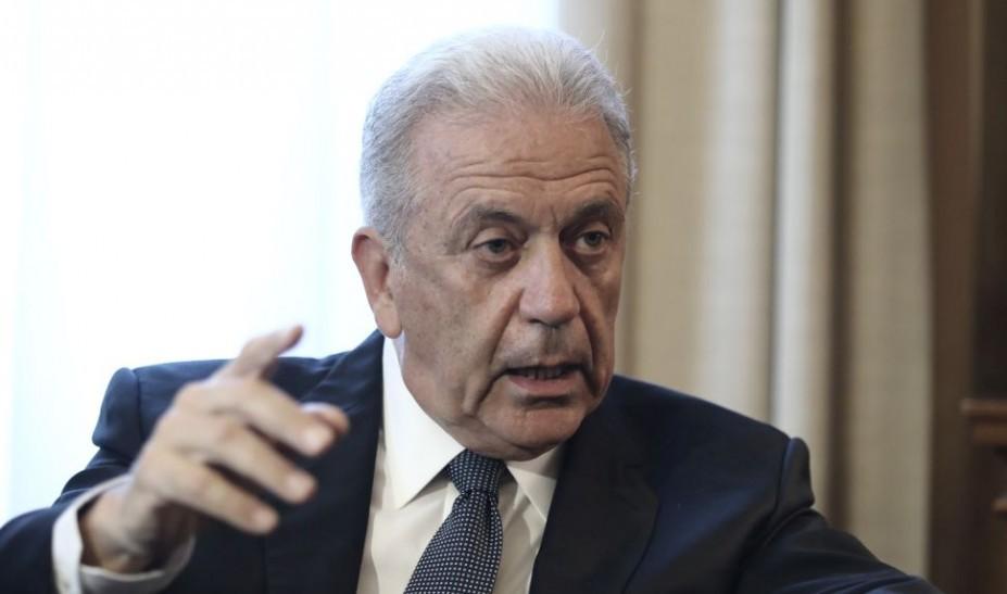 Καταθέτει ο Αβραμόπουλος για την υπόθεση Novartis