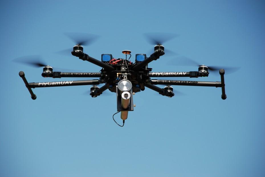 Drone εντοπισμού πυρηνικών απειλών προμηθεύεται η ΕΛ.ΑΣ