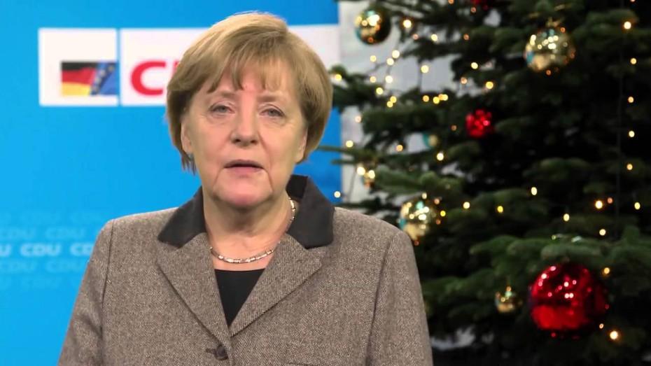 Η Μέρκελ «ικετεύει» τους Γερμανούς: Μειώστε τις επαφές τα Χριστούγεννα!