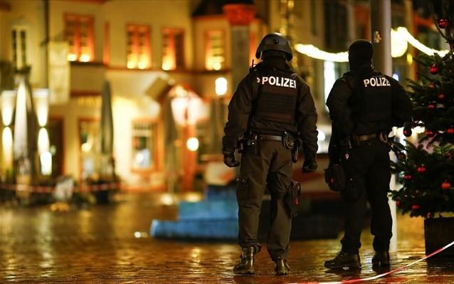 Στους 5 οι νεκροί από το αιματηρό περιστατικό στην Τρίερ της Γερμανίας