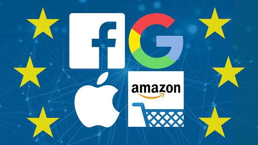 Μέγαλα πρόστιμα κατά των τεχνολογικών κολοσσών εξετάζει η ΕΕ