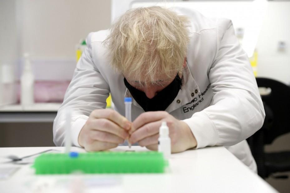 Κορονοϊός: Από την ερχόμενη εβδομάδα διαθέσιμο το εμβόλιο της Pfizer στη Βρετανία