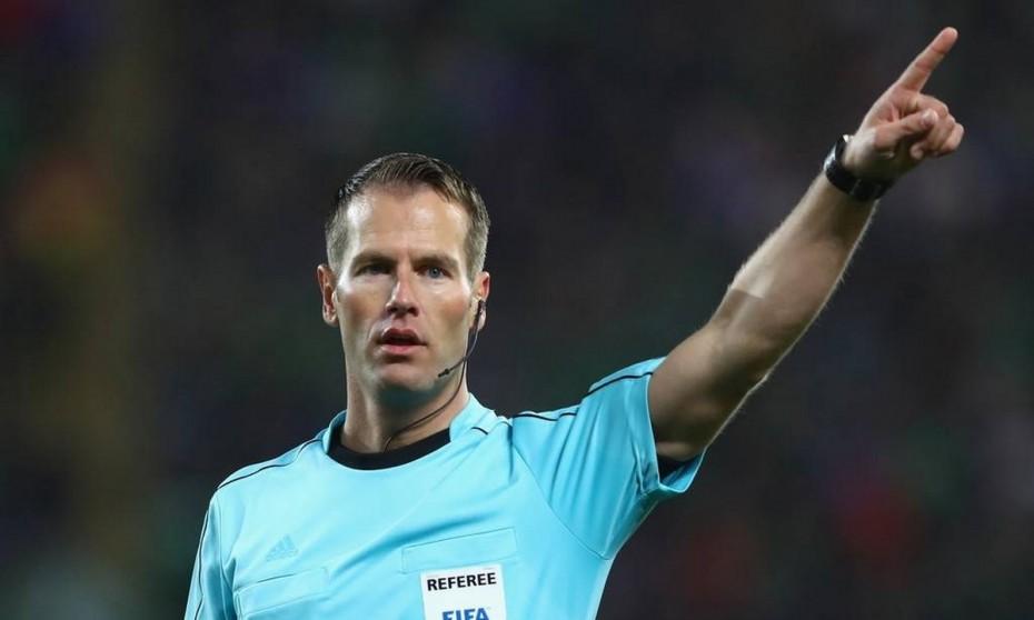 Super League: Ολλανδός διαιτητής στο ντέρμπι Ολυμπιακός - ΑΕΚ