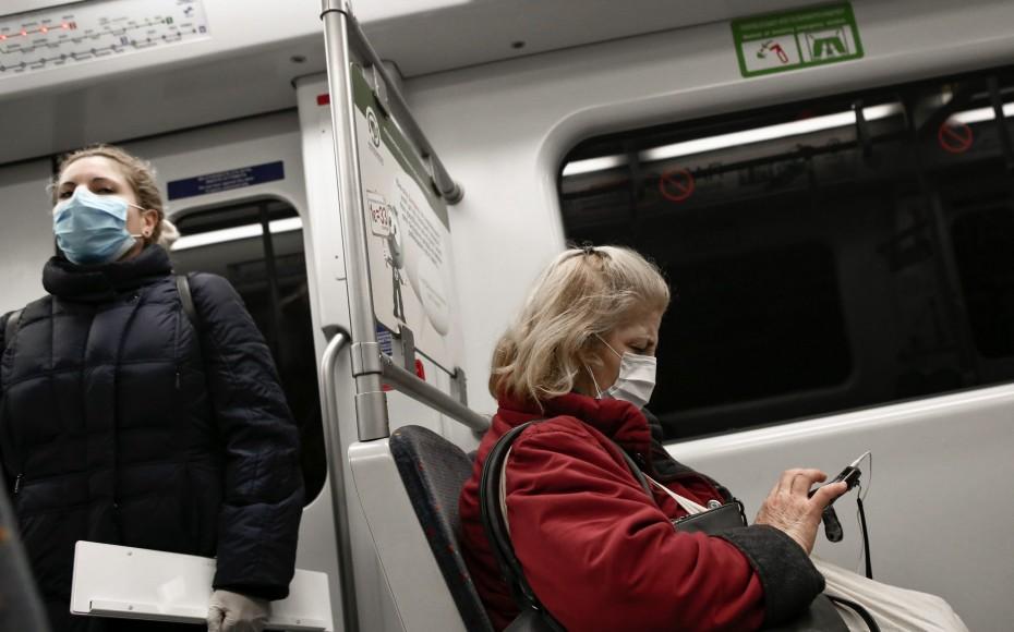 Κλειστοί και σήμερα πέντε σταθμοί του Μετρό στο κέντρο της Αθήνας