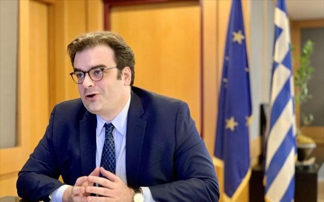 Ο Πιερρακάκης στην τηλεδιάσκεψη των υπουργών Ψηφιακής Διακυβέρνησης της ΕΕ