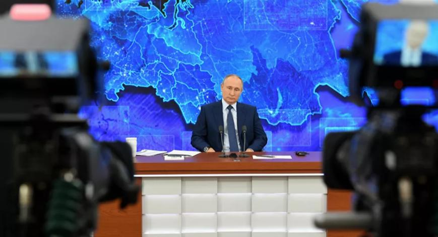 Ο Πούτιν δεν ξεκαθάρισε εάν θα παραμείνει στην προεδρία της Ρωσίας