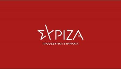 Ο ΣΥΡΙΖΑ «εξάγει» τις επιθέσεις στην κυβέρνηση για τον ΕΟΔΥ