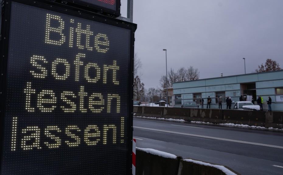 Σχεδόν 54.000 οι νεκροί από τον κορονοϊό στη Γερμανία
