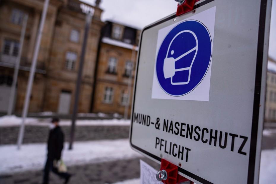 Πάνω από 46.000 οι νεκροί από τον κορονοϊό στη Γερμανία