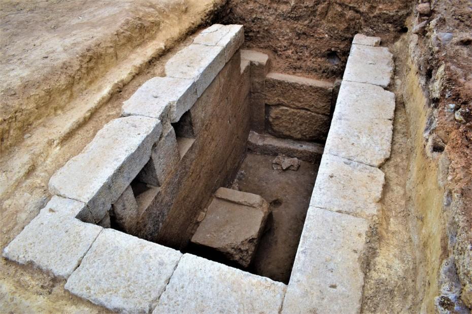 Κιλκίς: Τα μυστικά που «έκρυβε» ο ταφικός τύμβος της Μεσιάς στην περιοχή της Ευρωπού