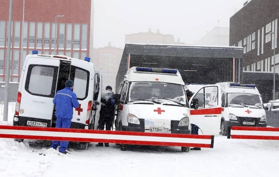 Πάνω από 68.000 οι νεκροί από τον κορονοϊό στη Ρωσία