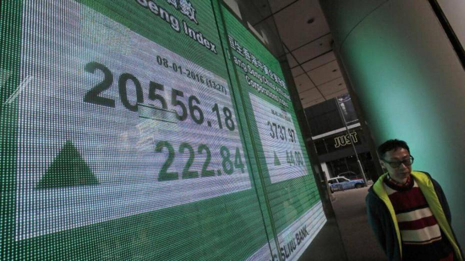 Ασία: Απτόητοι οι επενδυτές παρά το χάος στις ΗΠΑ