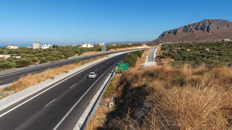Κλειστό αύριο τμήμα του Βόρειου Οδικού Άξονα Κρήτης