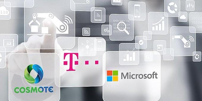 Νέες επιλογές cloud για επιχειρήσεις από Cosmote και Microsoft