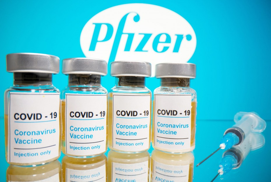 Κύπρος: Εξασφάλισε μισό εκατομμύριο επιπλέον δόσεις εμβολίου Pfizer