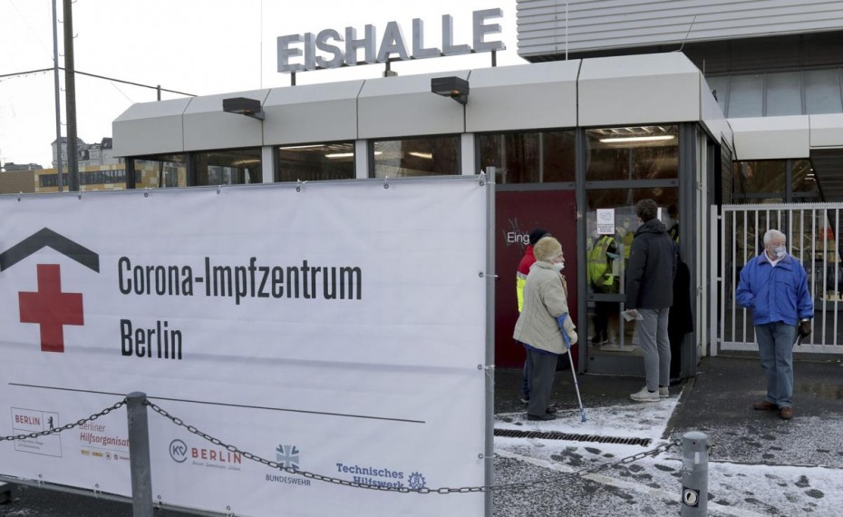 Λίγο πριν τους 50.000 οι νεκροί από τον κορονοϊό στη Γερμανία