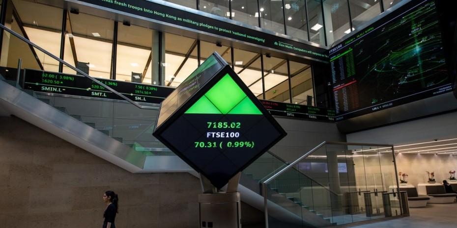 Αισιοδοξία στις ευρωαγορές για το ξεκίνημα της Τετάρτης