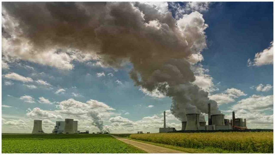 Αυξημένος κίνδυνος απώλειας της όρασης λόγω ρύπανσης του αέρα