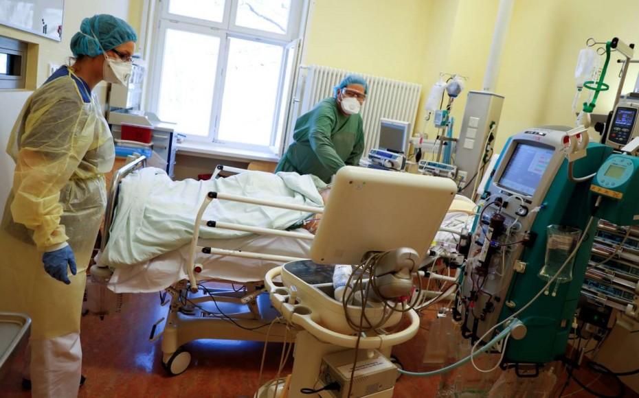 Κορονοϊός: 671 κρούσματα και 25 θάνατοι