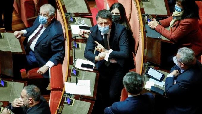 Ιταλία: Εγκρίθηκε το Ταμείο Ανάκαμψης - Η προσοχή στον Ρέντσι