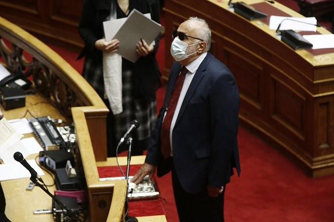 Επιστροφή του Κουρουμπλή στη Βουλή μετά από 18 μήνες