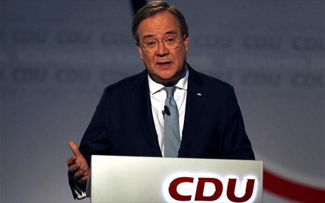 Γερμανία: Και επίσημα ο Λάσετ πρόεδρος του CDU