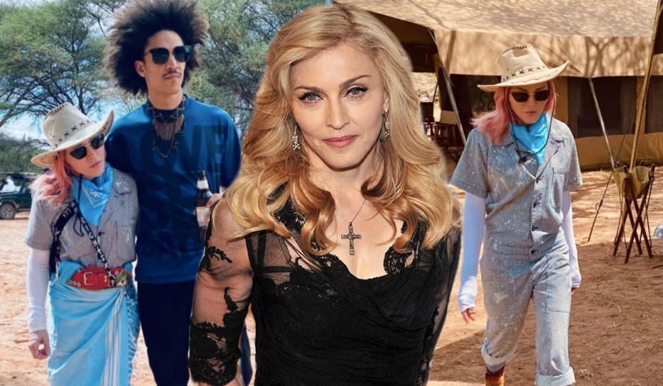 Το «γύρο του κόσμου» παρά τα περιοριστικά μέτρα κάνει η Madonna