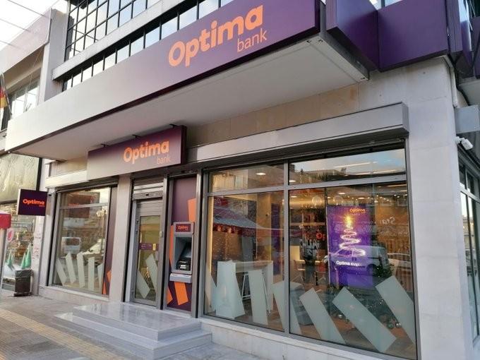 Άνοιγμα καταστημάτων σε Αιγάλεω και Παγκράτι από την Optima Bank