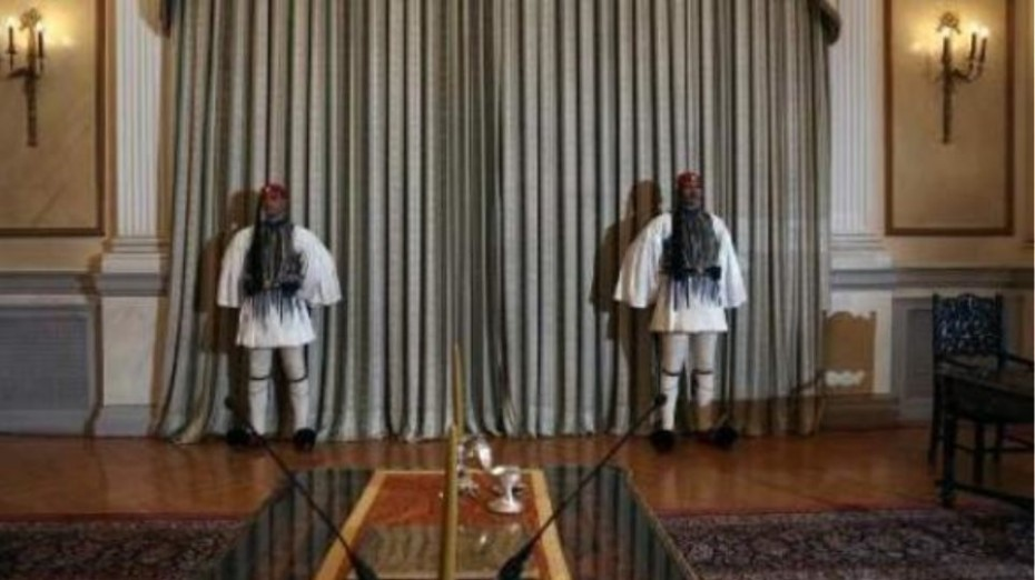 Έκτακτα μέτρα για την ορκωμοσία των νέων υπουργών, λόγω του κορονοϊού