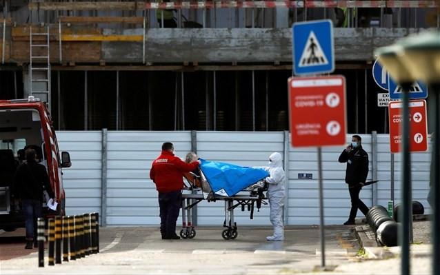 Ανεξέλεγκτη η κατάσταση με τον κορονοϊό στα πορτογαλικά νοσοκομεία