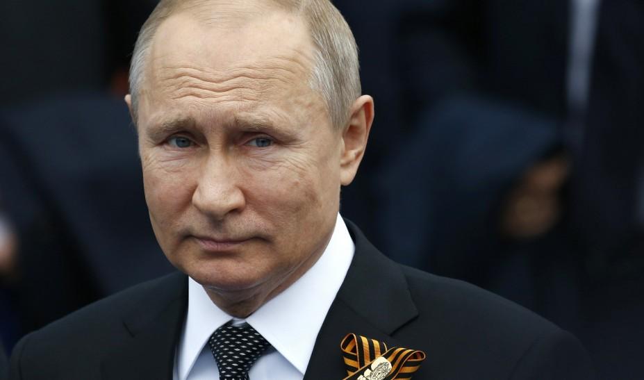 Ο Πούτιν δεν έρχεται στην Ελλάδα για την 25η Μαρτίου