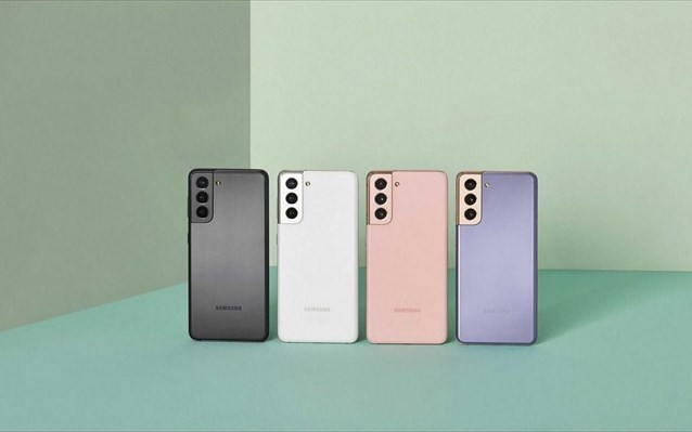 Ξεκίνησαν οι προπαραγγελίες για τα Galaxy S21 και Galaxy S21+ της Samsung