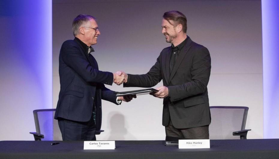 Επικυρώθηκε και επίσημα η συγχώνευση των FCA και Groupe PSA