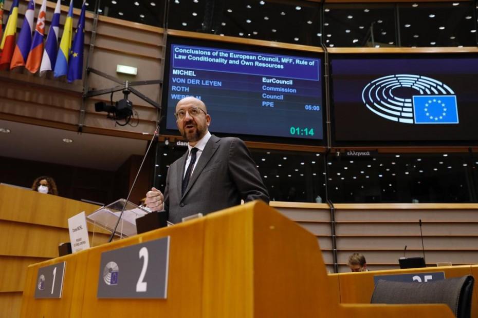 Ξανά σε τηλεδιάσκεψη οι ηγέτες της ΕΕ για τον κορονοϊό στην Ευρώπη