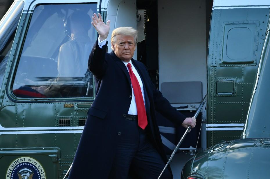 Υπόνοια για επιστροφή Τραμπ με νέο «Πατριωτικό Κόμμα»