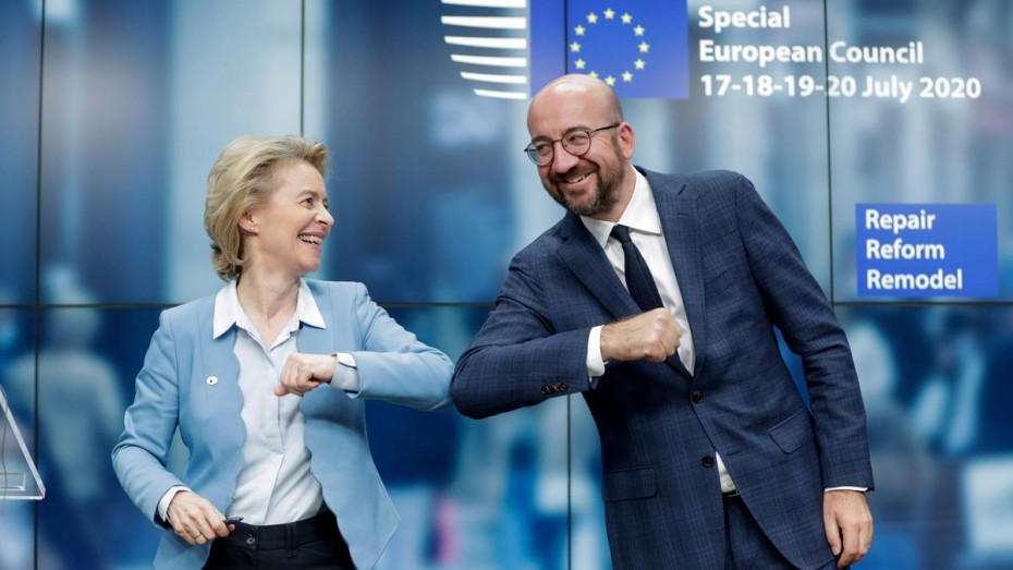 Ανακούφιση Ευρωπαίων αξιωματούχων για την προεδρία Μπάιντεν
